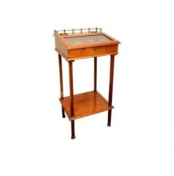 Biedermeier Cigar Desk