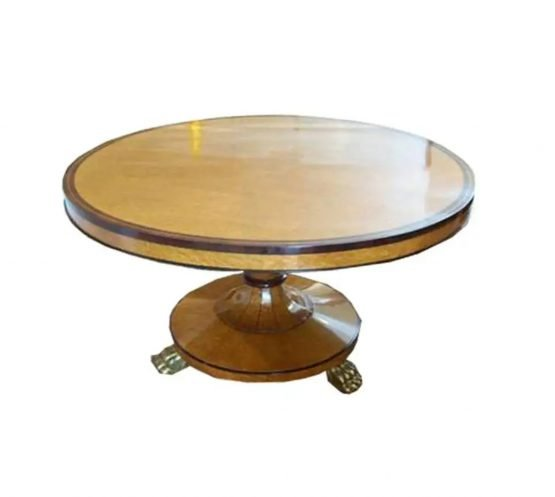 Neoclassical Center Table